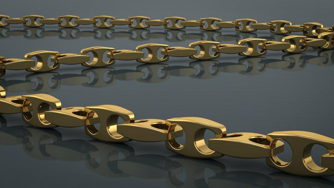 Мужские золотые цепочки на шею купить золотую цепочку